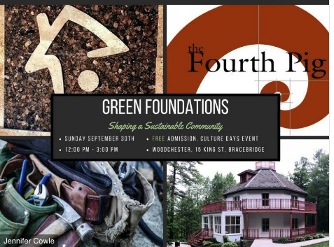 green foundations flyer