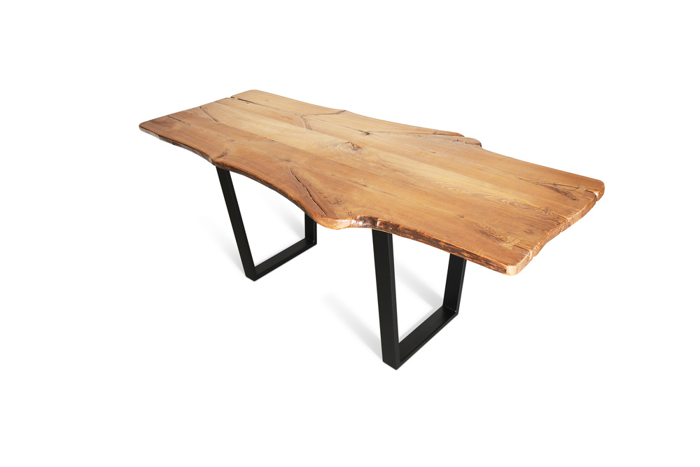 Etz & Steel King Ash Live Edge Table Black Base 2.jpg