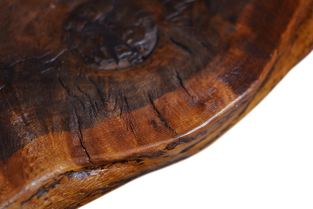 Etz & Steel Shark Tooth Live Edge Table Close Up 3.JPG