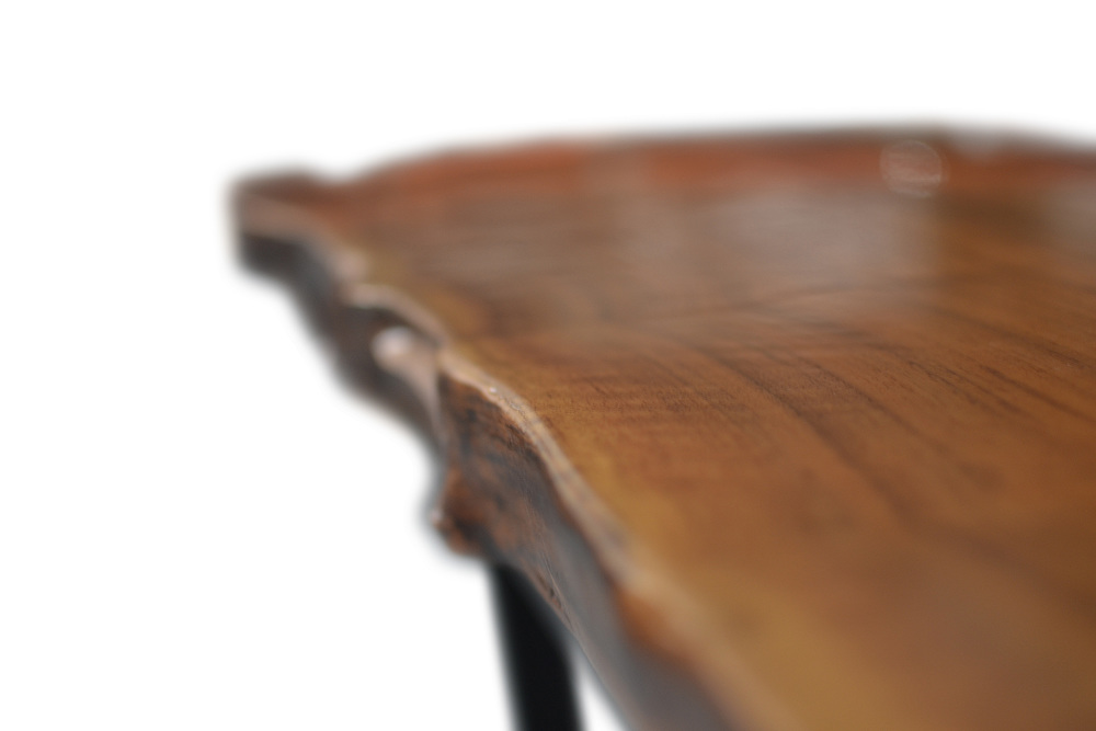 Etz & Steel Empress Live Edge Table Close Up 7.JPG