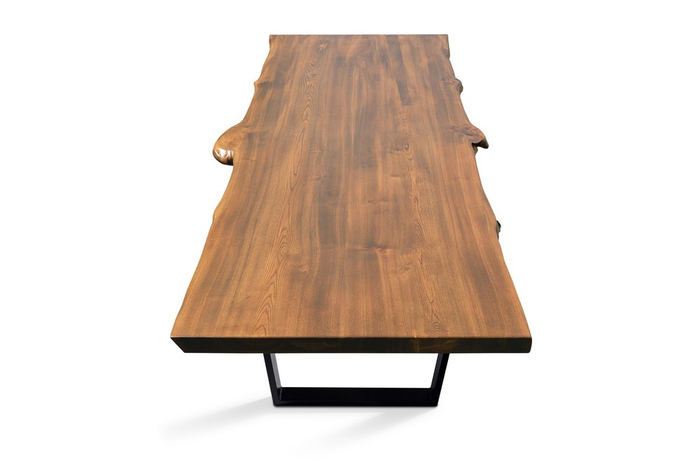 Etz & Steel Live Edge Cognac Table Black Base 7.jpg