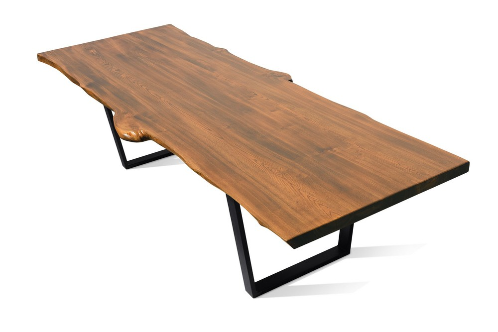 Etz & Steel Live Edge Cognac Table Black Base 8.jpg