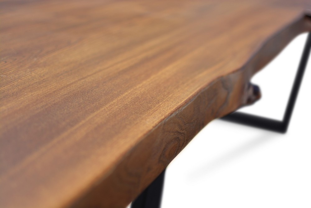 Etz & Steel Live Edge Cognac Table Close Up 12.jpg