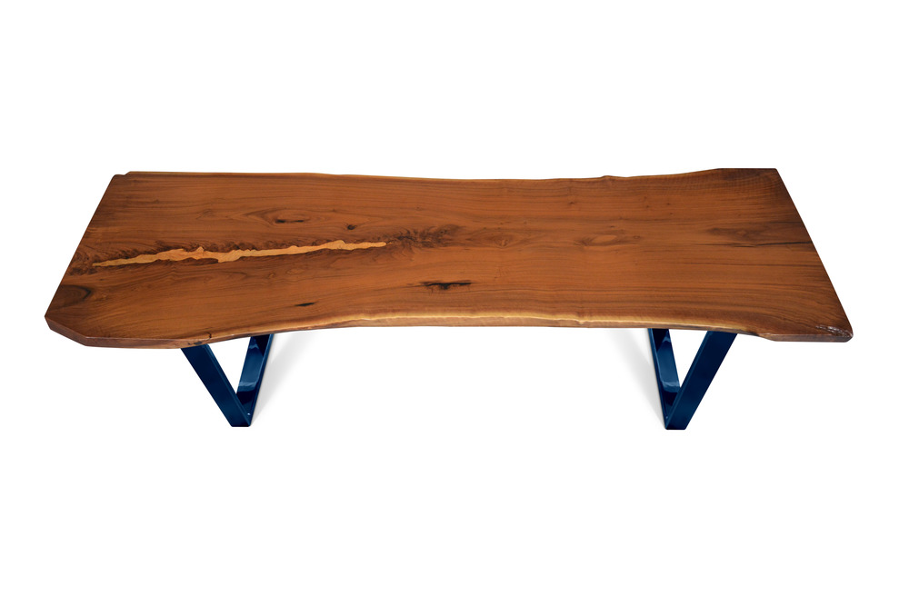 Etz & Steel Empress Live Edge Table Midnight Navy Base 1.jpg