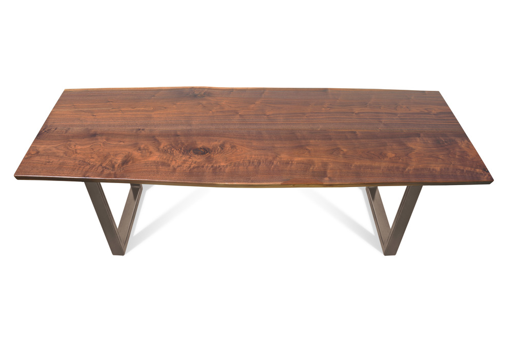 Etz & Steel Jupiter Live Edge Table Textured Bronze Base 1.jpg