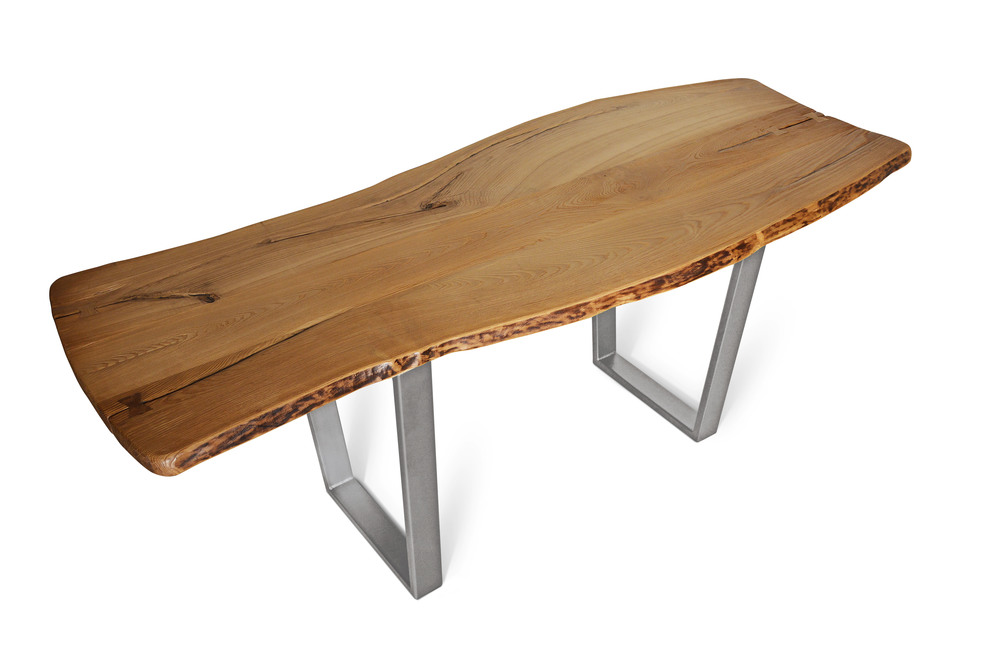 Etz & Steel Chardonnay Live Edge Table Silver Nickel Base 1.jpg