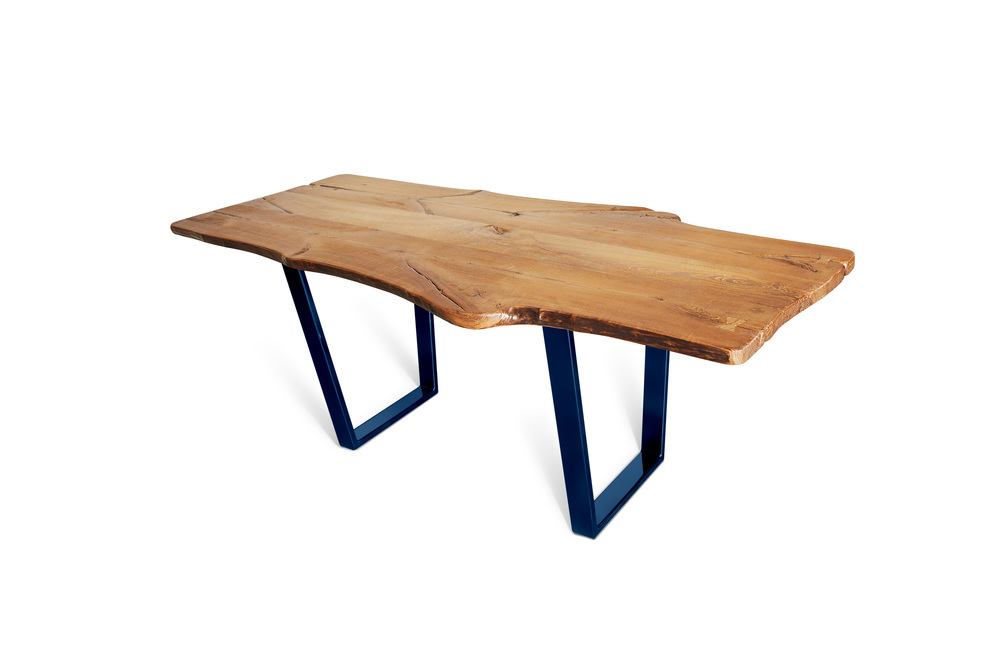 Etz & Steel King Ash Live Edge Table Misty Midnight Navy Base 1.jpg