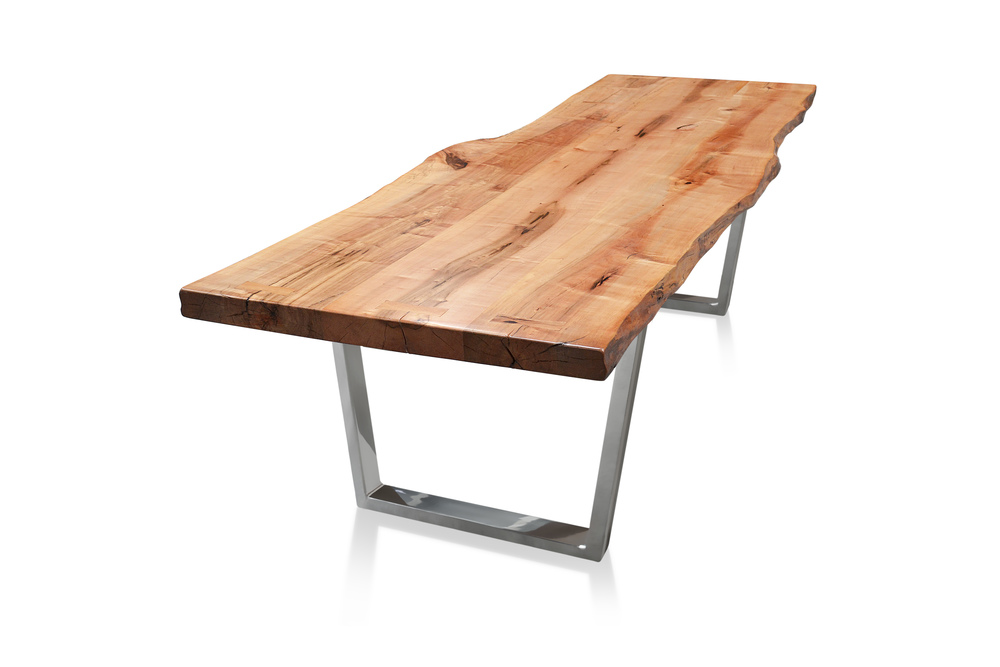 Etz & Steel Monarch Live Edge Table Chrome Base 2.jpg