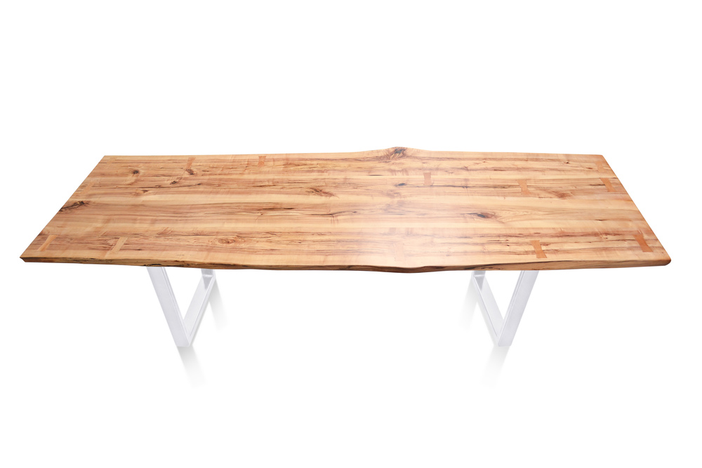 Etz & Steel Duchess Live Edge Table White Base 2.jpg