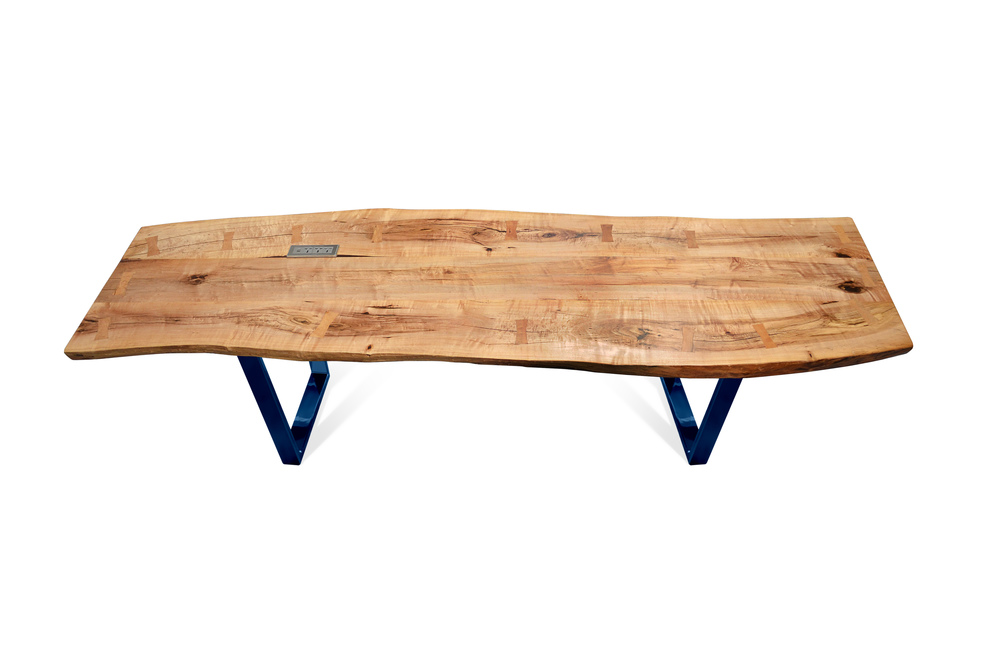 Etz & Steel Magnus Live Edge Table Midnight Navy Base 1.jpg