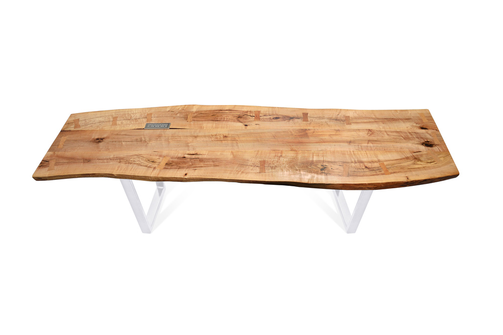 Etz & Steel Magnus Live Edge Table White Base 1.jpg
