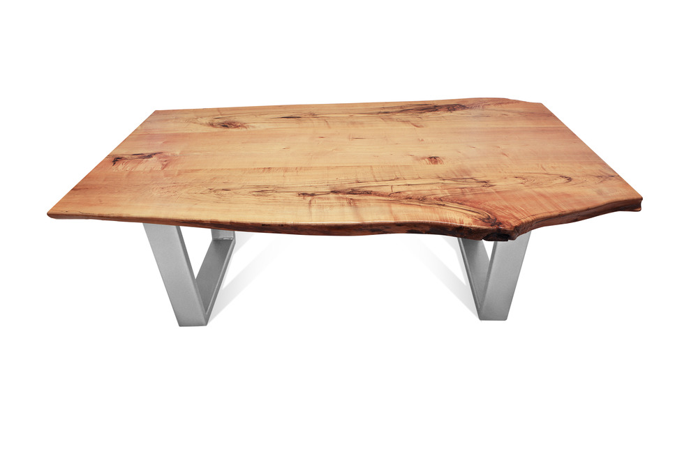 Etz & Steel Kona Live Edge Table Silver Nickel Base 1.jpg