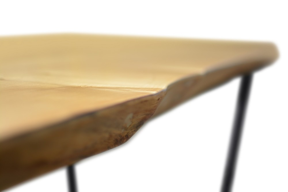 Etz & Steel Penelope Live Edge Hard Maple Table Close Up 5.jpg