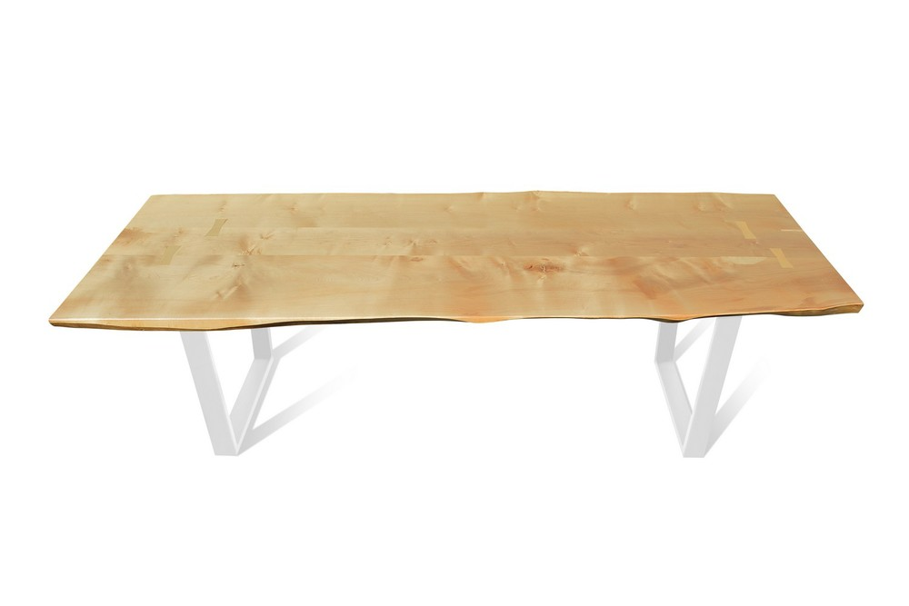 Etz & Steel Penelope Live Edge Hard Maple Table White Base 1.jpg