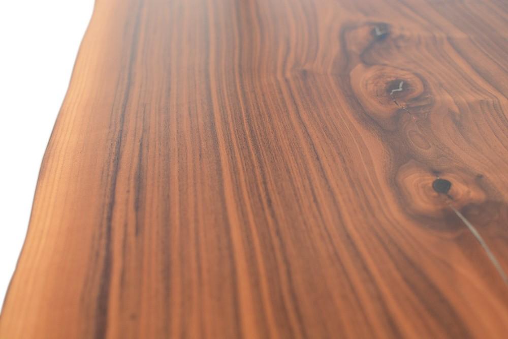 Etz & Steel Hermes Live Edge Walnut Table Close Up 6.jpg