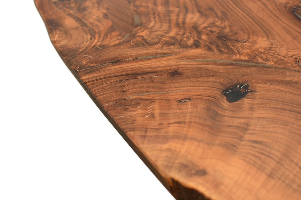 Etz & Steel Hermes Live Edge Walnut Table Close Up 11.jpg