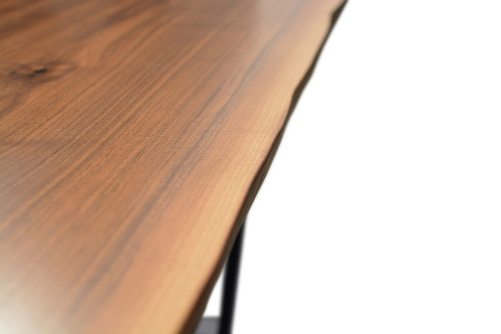 Etz & Steel Hermes Live Edge Walnut Table Close Up 19.jpg
