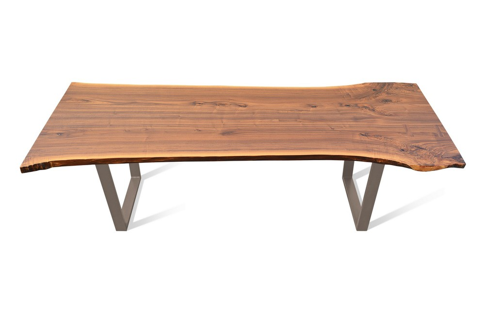Etz & Steel Hermes Walnut Live Edge Table Bronze Base 1.jpg