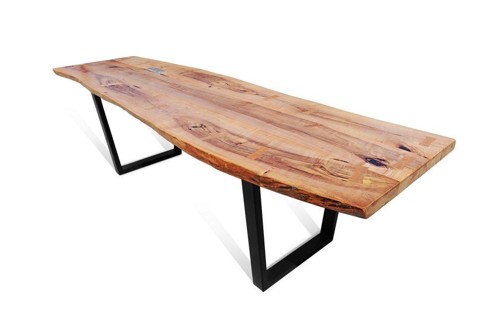 Etz & Steel Magnus Live Edge Table Black Base 1.jpg