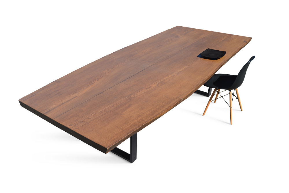Etz & Steel Bond Live Edge Table Black Base 7.JPG
