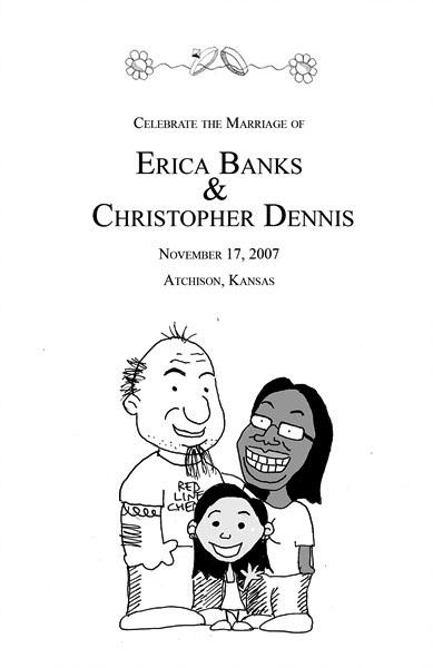 Client: Erica & Chris Dennis