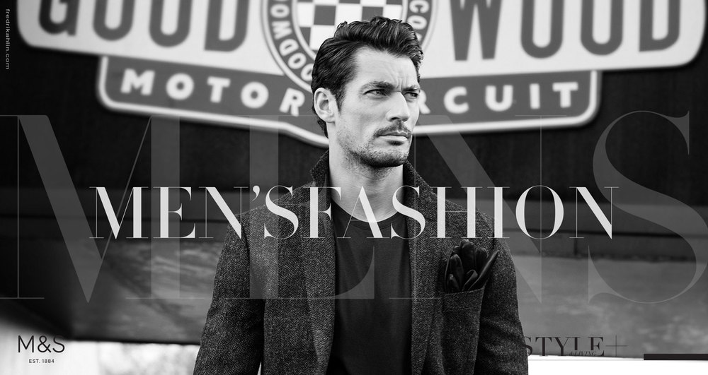MEN'S FASHION     View Portfolio →