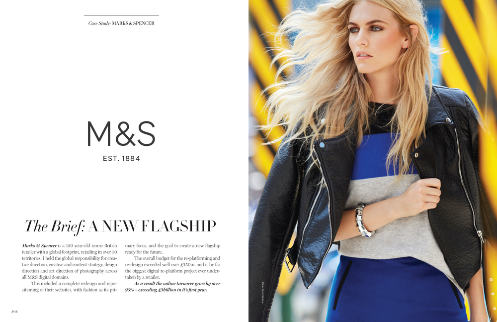 marks and spencer case study