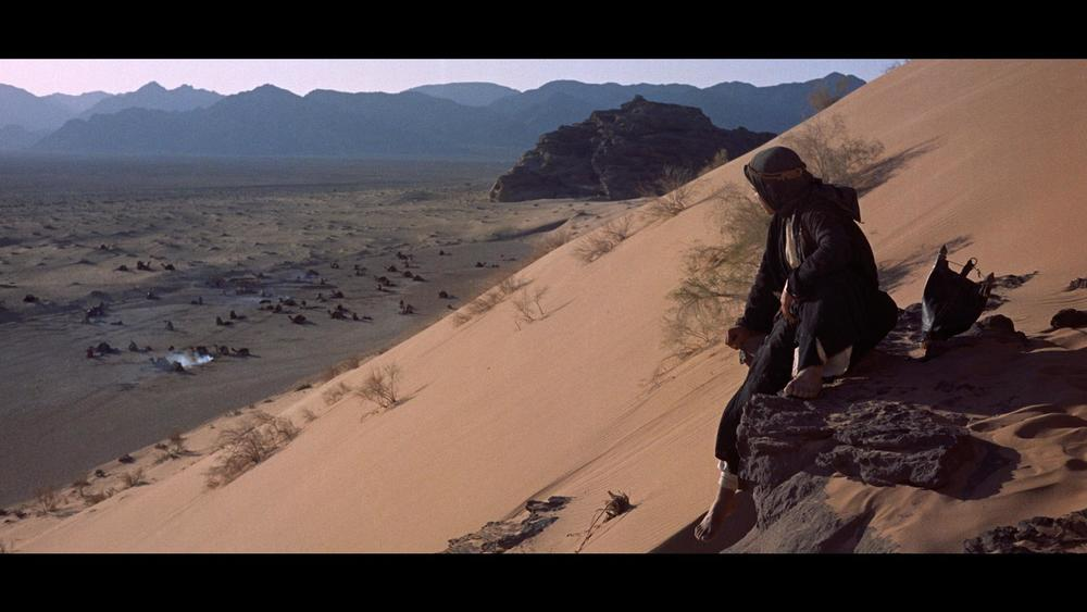 Lawrence of Arabia  Cinematography by F.A. Young