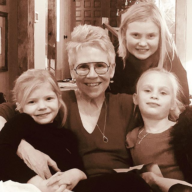 Such a lovely evening...blessed this Christmas Eve with my three Little Women ( you can guess who is Joe) - the most wonderful evening surrounded with life and love...thanks for sharing Meg and Josh- I'm blessed  #love #family #christmaseve #littlewomen #blessed #bestoftheday #christmas #littlegirls