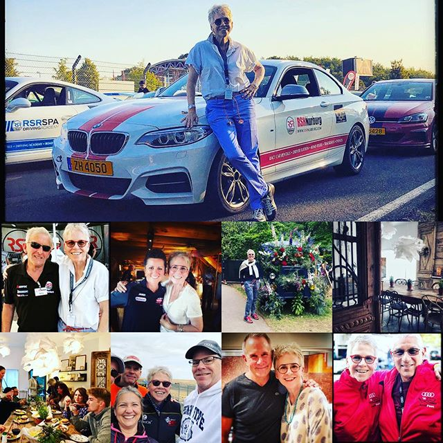 2018 was one of the biggest years of my life- and one of the best- from Sonoma Raceway with Andrew and Robin, moving into a beautiful new home, having a major surgery go well, doing Nurbrugring and SPA Francorchamps- ( and doing them well!) Meeting Sabine- Going to my first Indy Race, Palm Springs for a marriage celebration for two men who've been together over 30 years and my friends for 20 of that- Another amazing year with business partner who makes work easy and successful- a trip to London with Judy to do the Chelsea Flower Show then off to Wales to visit her village...just listing all of this makes me realize just how much I crammed into just one year and how many people I have around making it so full of life, so full of fun...no hashtags,  just gratitude- looking forward to a wonderful 2019 - don't know how it can get more adventurous but I'm sure some how it will!