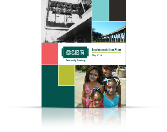Old South Baton Rouge Implementation Guide for Economic Drivers through Arts and Culture (2014): the result of the neighborhood's Cultural Impact Study, this guide mines the neighborhood's assets and outlines a plan to use the arts as a tool for regenerating economic development and civic engagement