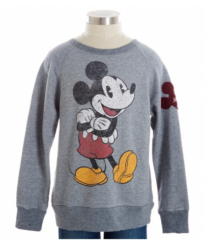 Vintage Mickey Sweatshirt at Peek