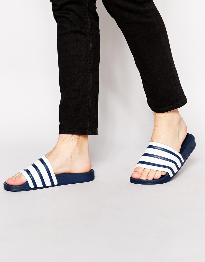 Adidas pool slides ASOS