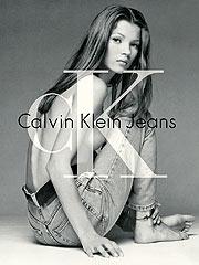 Kate Moss: Calvin Klein