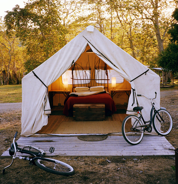 El Capitan Safari Tent- Green Traveler Guide