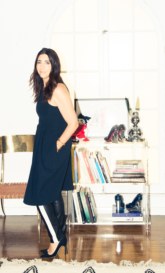 Andrea Lieberman- The Coveteur