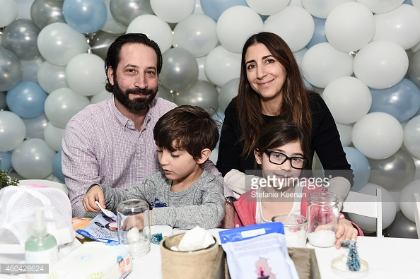 Cutest F*Ing Family- Obviously a Getty Image