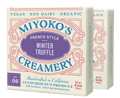 Miyoko's Creamery.  The diamond standard for all non-dairy cheeses.