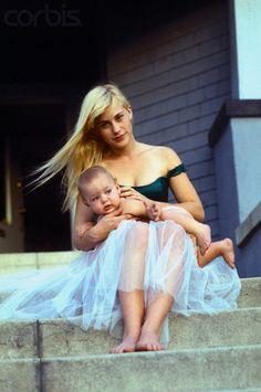 Patricia & Son Enzo