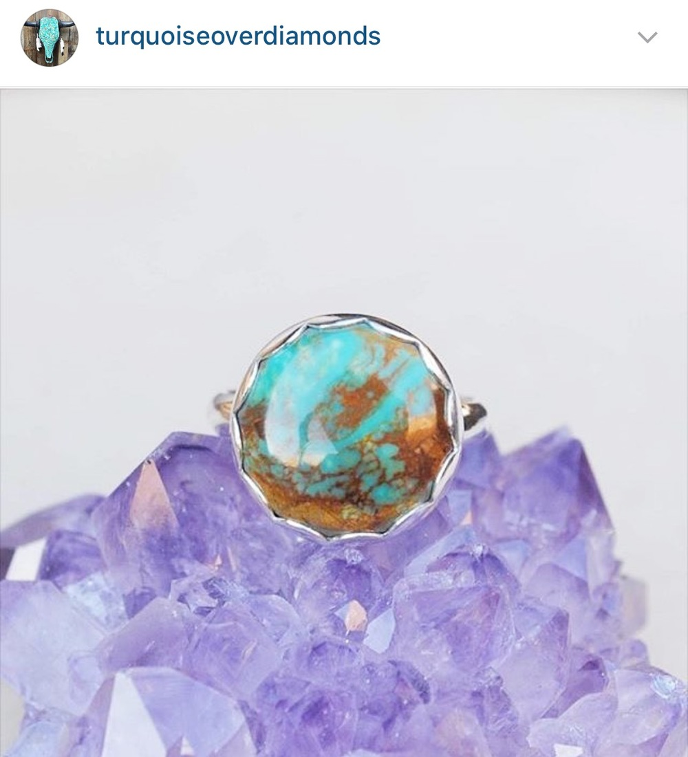 Song Yee Designs - As featured on @Turquoiseoverdiamonds