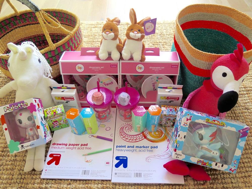 TWH Easter Basket Prep