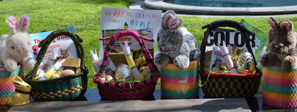 TWH- Easter Basket Line Up