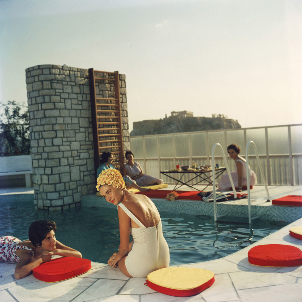 Photo: Slim Aarons