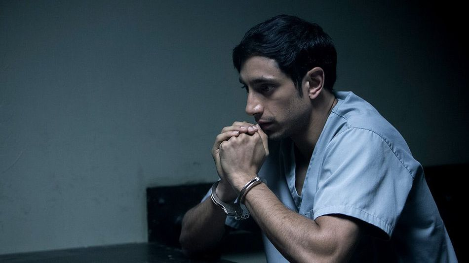 Riz Ahmed.... The sweetest puppy dog eyes ever.