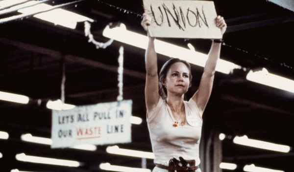 Sally Field as Norma Rae