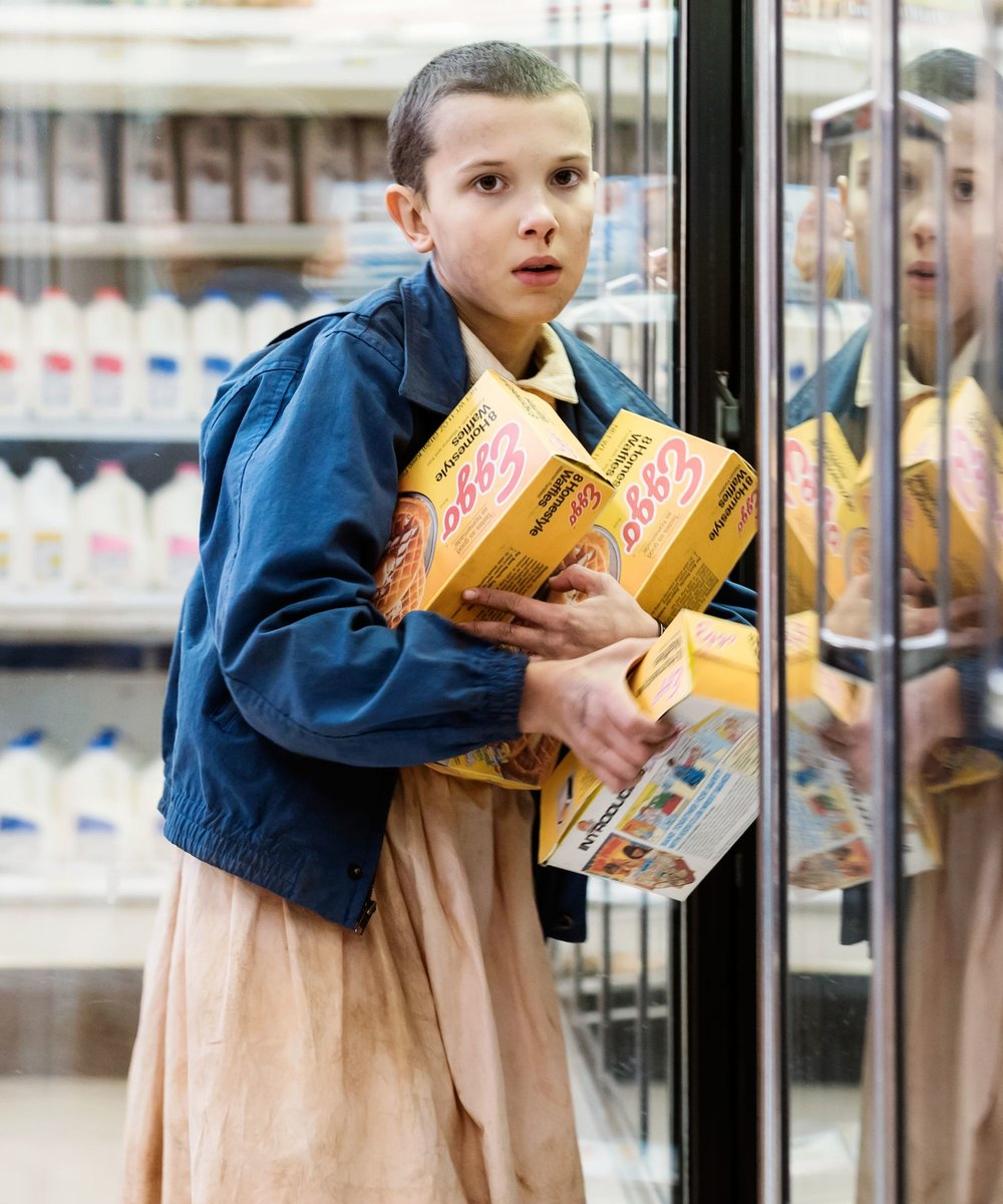Eleven: Stranger Things