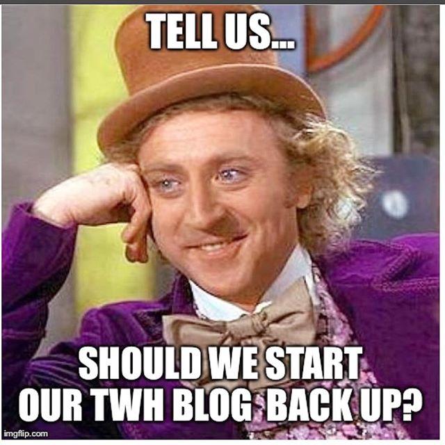 👍🏽 or 👎🏽 #wemissit #givingouropinionswithoutbeingaskedfor them #asifwedonthaveenoughtodo