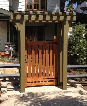 Arbors, Pergolas, Gazebos and Fences