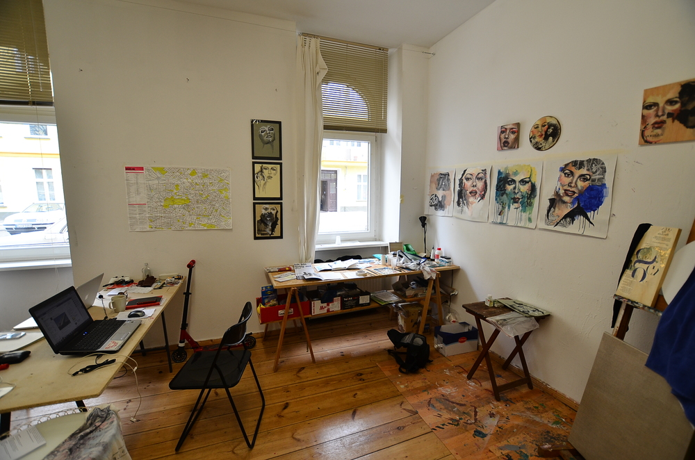 Takt studio, Berlin, Germany