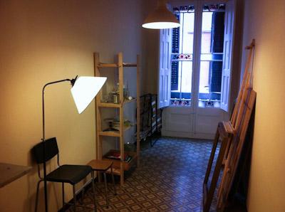 Jiwar, Barcelona studio
